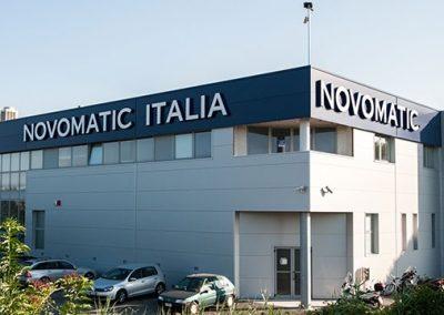 NOVOMATIC ITALIA – Sede di Rimini
